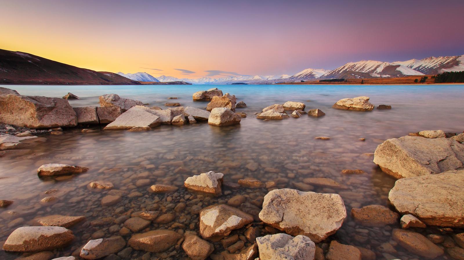 Everlasting Beauty of Lake Tekapo