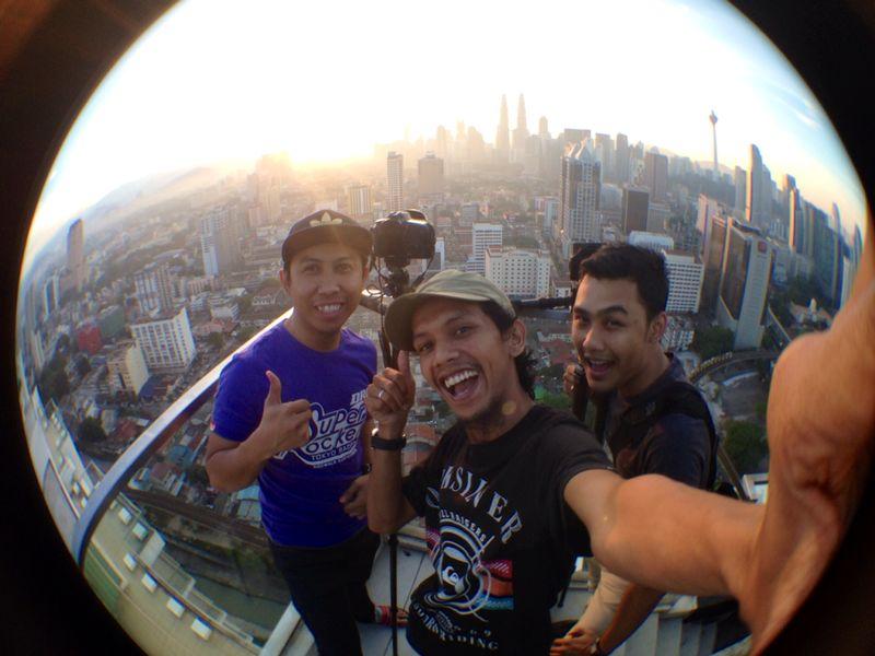 Guten Morgen Kuala Lumpur!