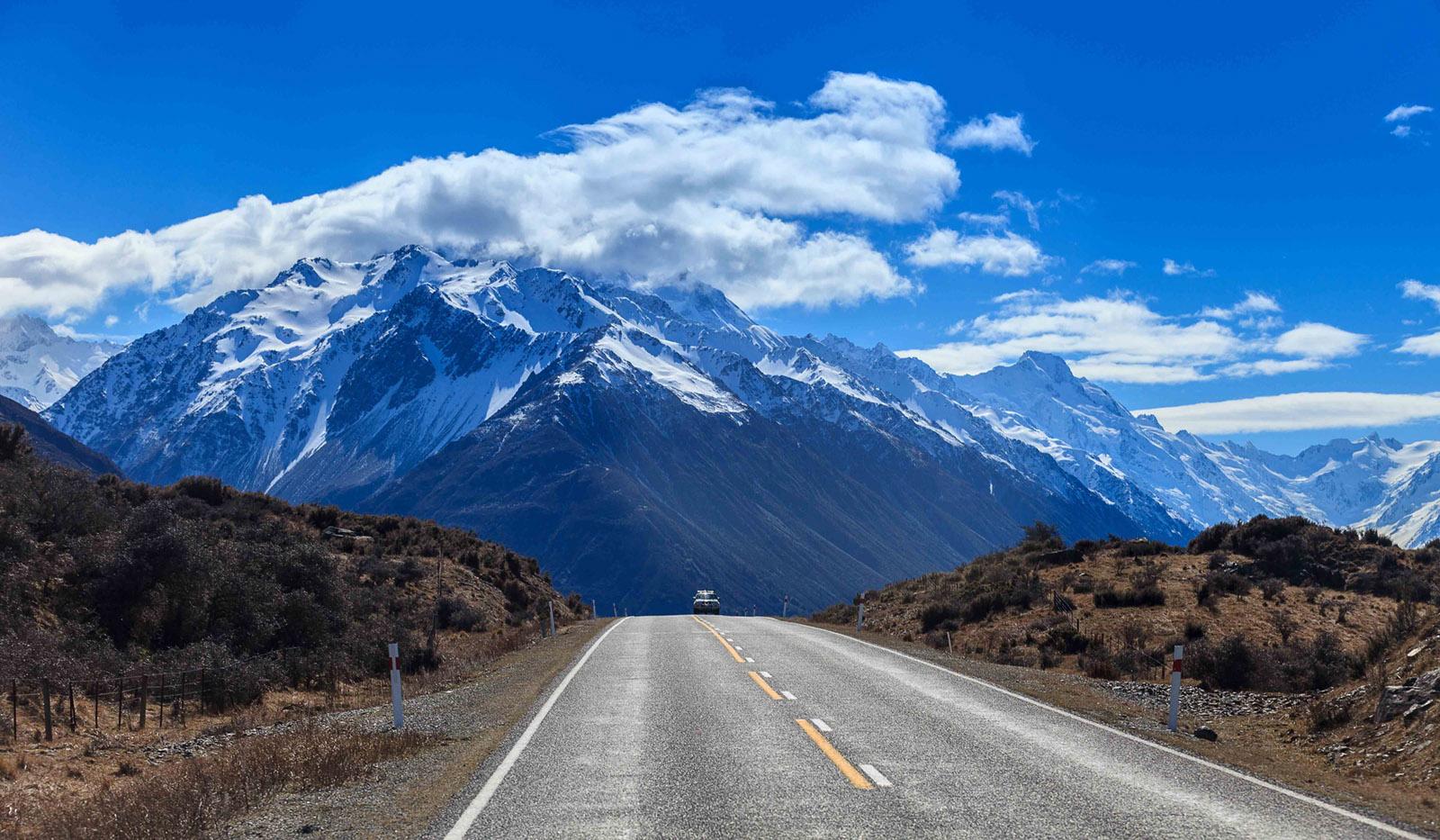 Video: Landscape Photography – South Island, New Zealand