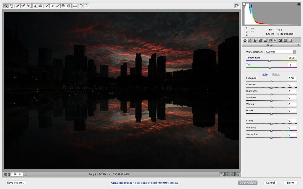 Underexpose-Symphone-Lake-Sunrise
