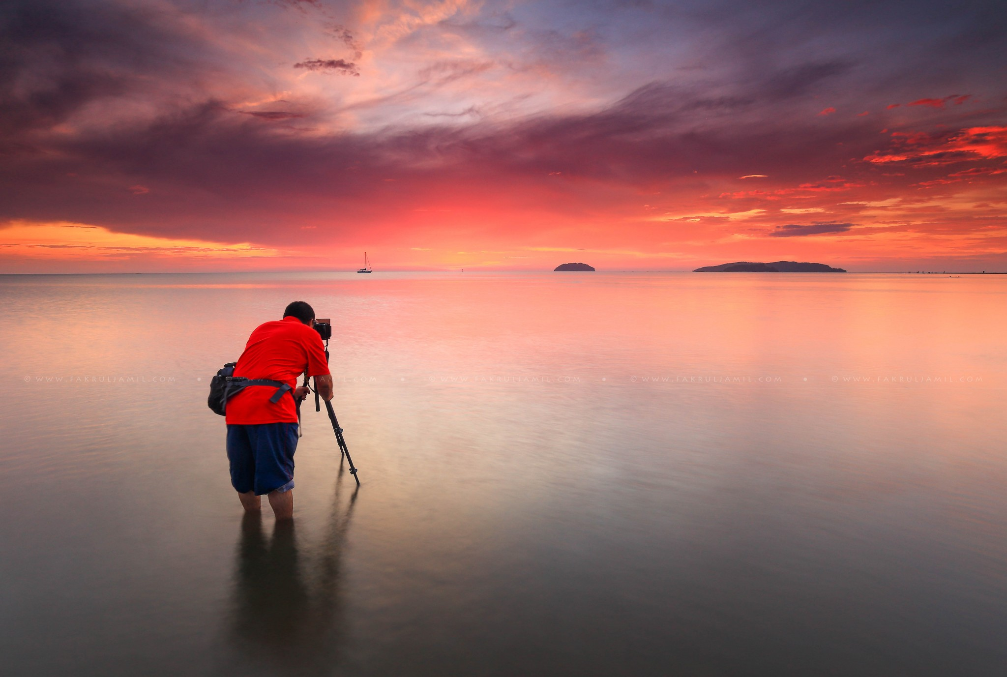 top 5 places for landscape photography in sabah fakrul jamil