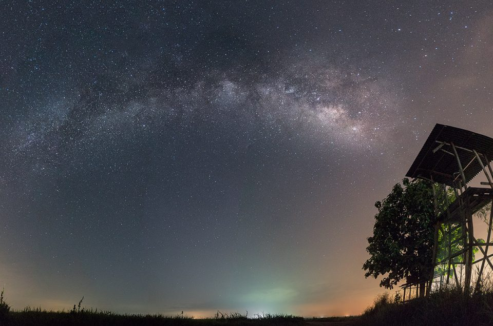 Milky Way Hunting in Chuping, Perlis