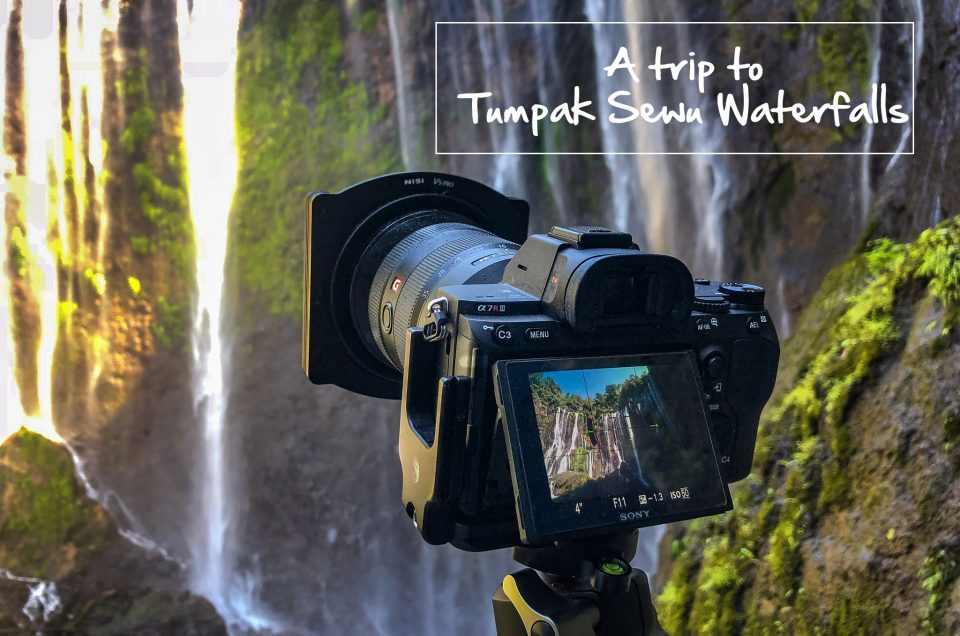 A Trip to Tumpak Sewu Waterfalls