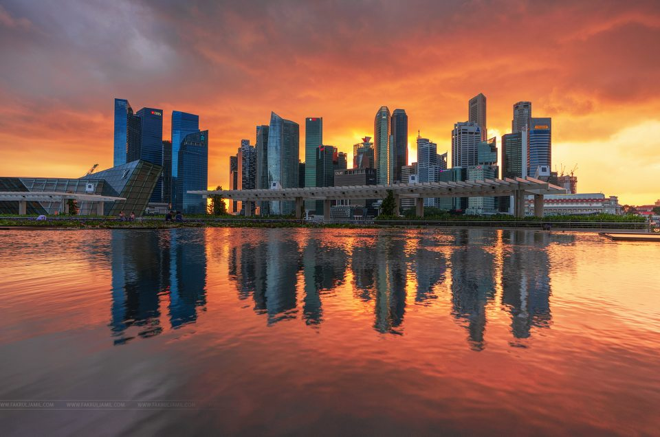 A Faithful Evening in Singapore