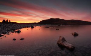 Essence of Dusk, Lake Tekapo