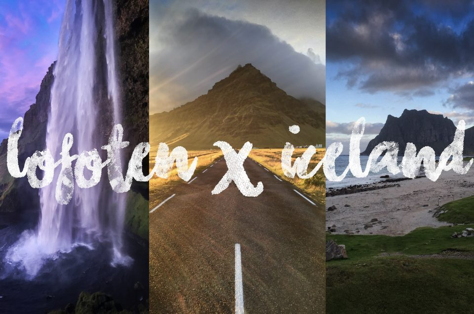 Lofoten X Iceland Instagram Stories Collection